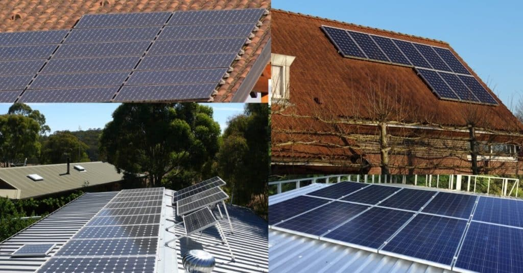 any roof works for solar