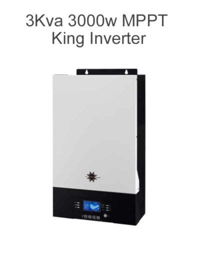 3kva 3000w Mppt King Inverter