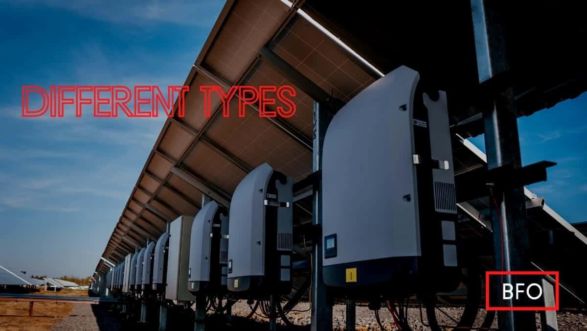 types of inverters 1